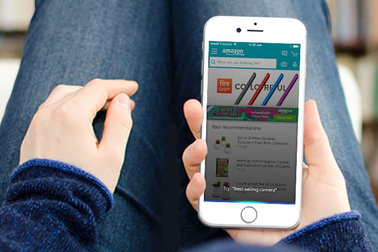 amazon alexa iphone