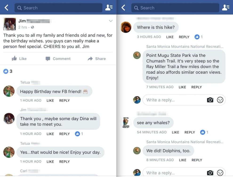 facebook yorumlari