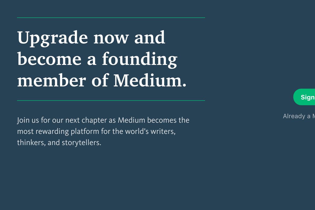 medium abonelik