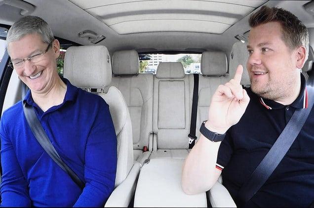 apple music carpool karaoke