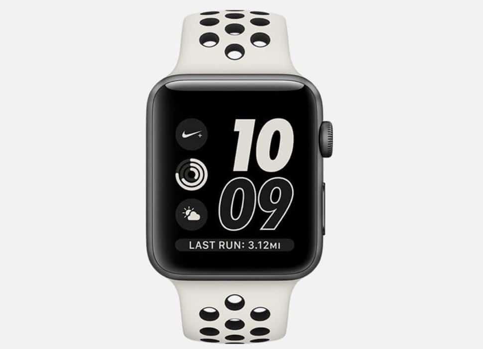 apple watch nike lab