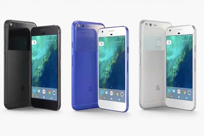google pixel orijinal