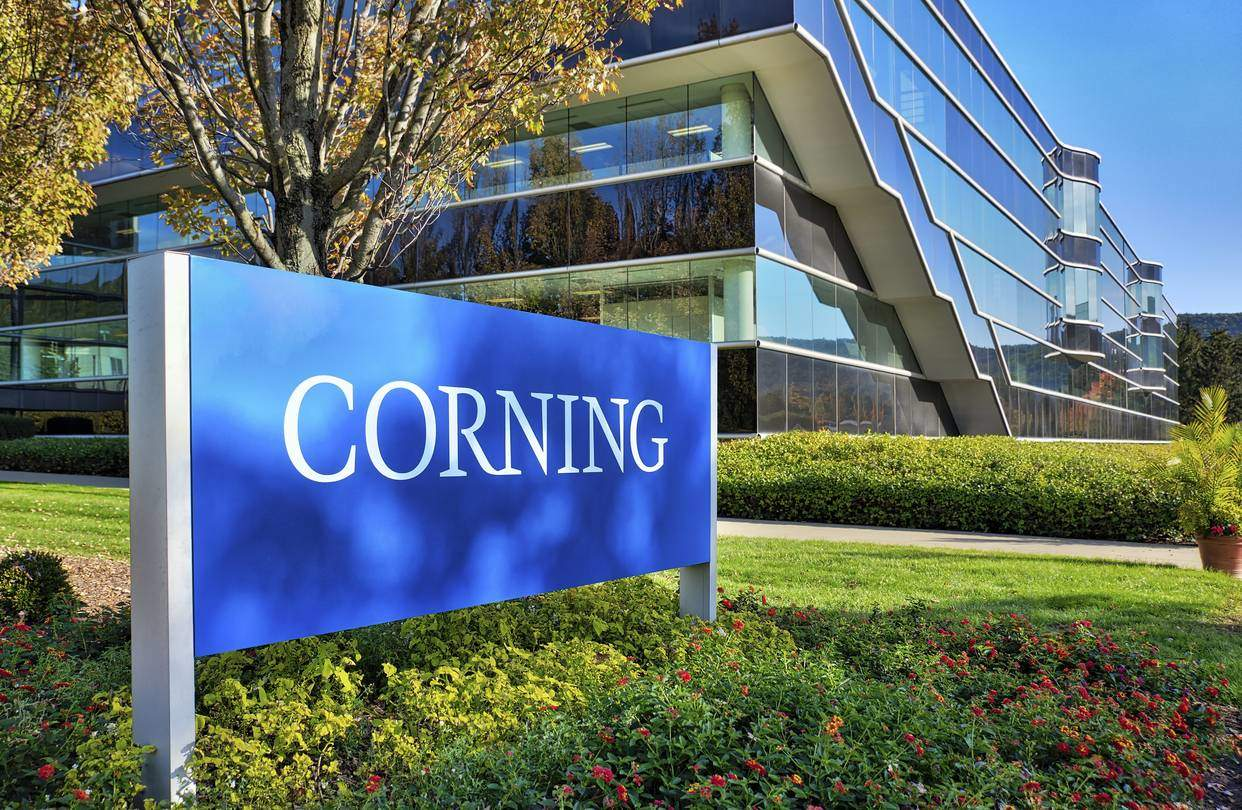 apple corning