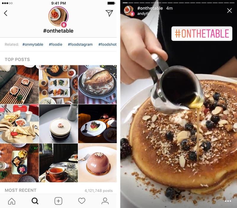 instagram hikayeleri