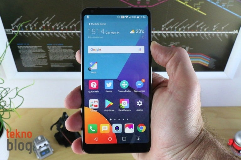 LG G6 İncelemesi