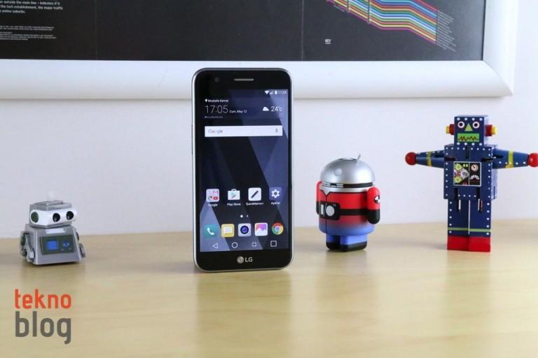 LG K10 2017 İncelemesi