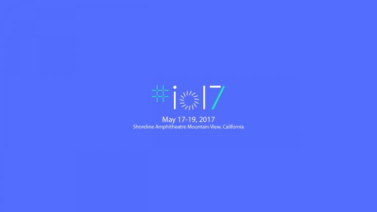 Google I/O 2017 açılış toplantısını canlı izleyin (bitti)