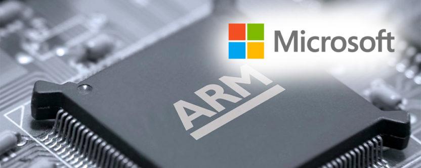 microsoft arm