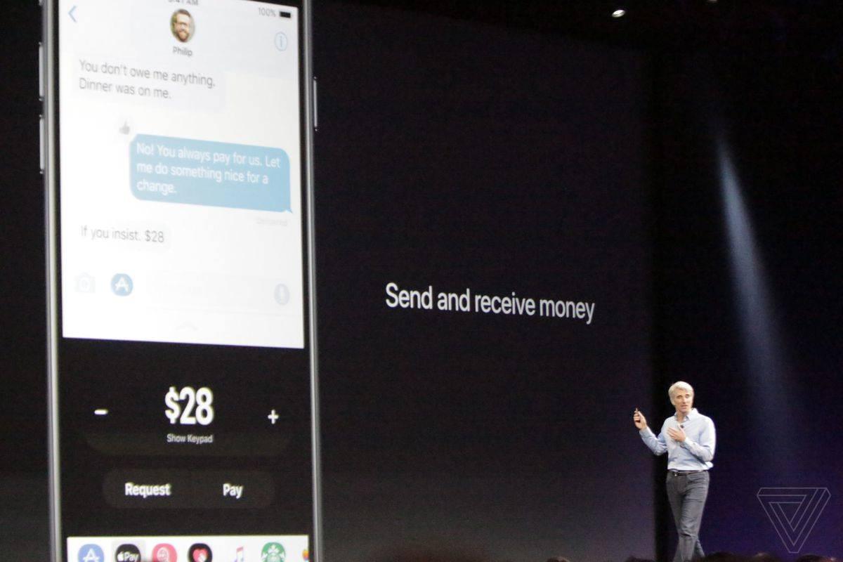 ios 11 apple pay