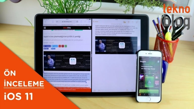 Video: iOS 11 Ön İnceleme