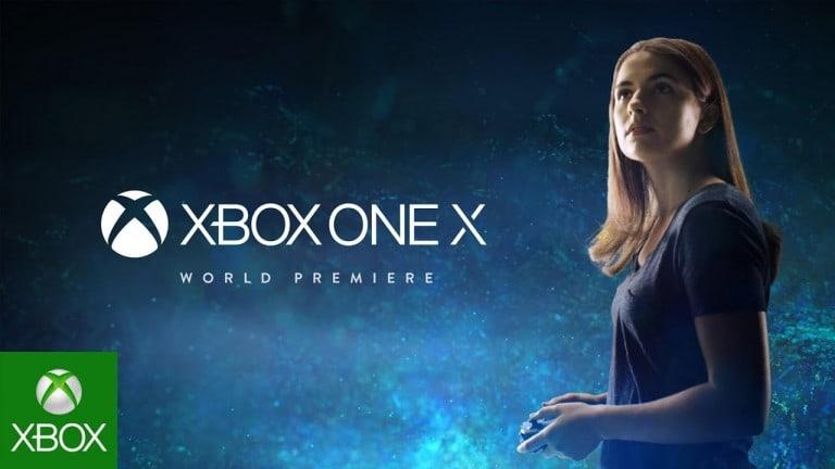 Xbox One X duyuruldu, 7 Kasımda çıkacak