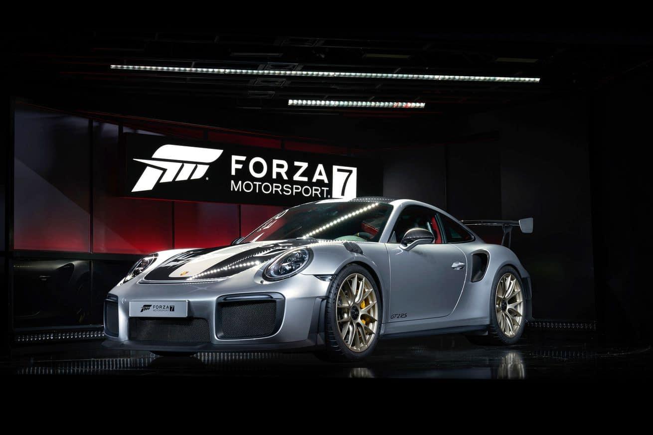 Porsche 911 GT2 RS E3 oyun fuarında tanıtıldı