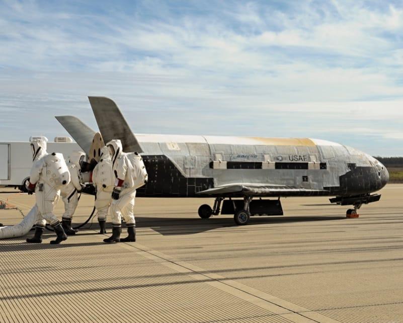 spacex abd hava kuvvetleri