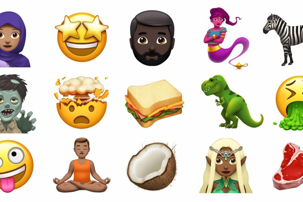 apple ios macos emoji