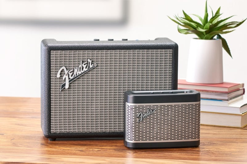 fender amfi bluetooth hoparlor