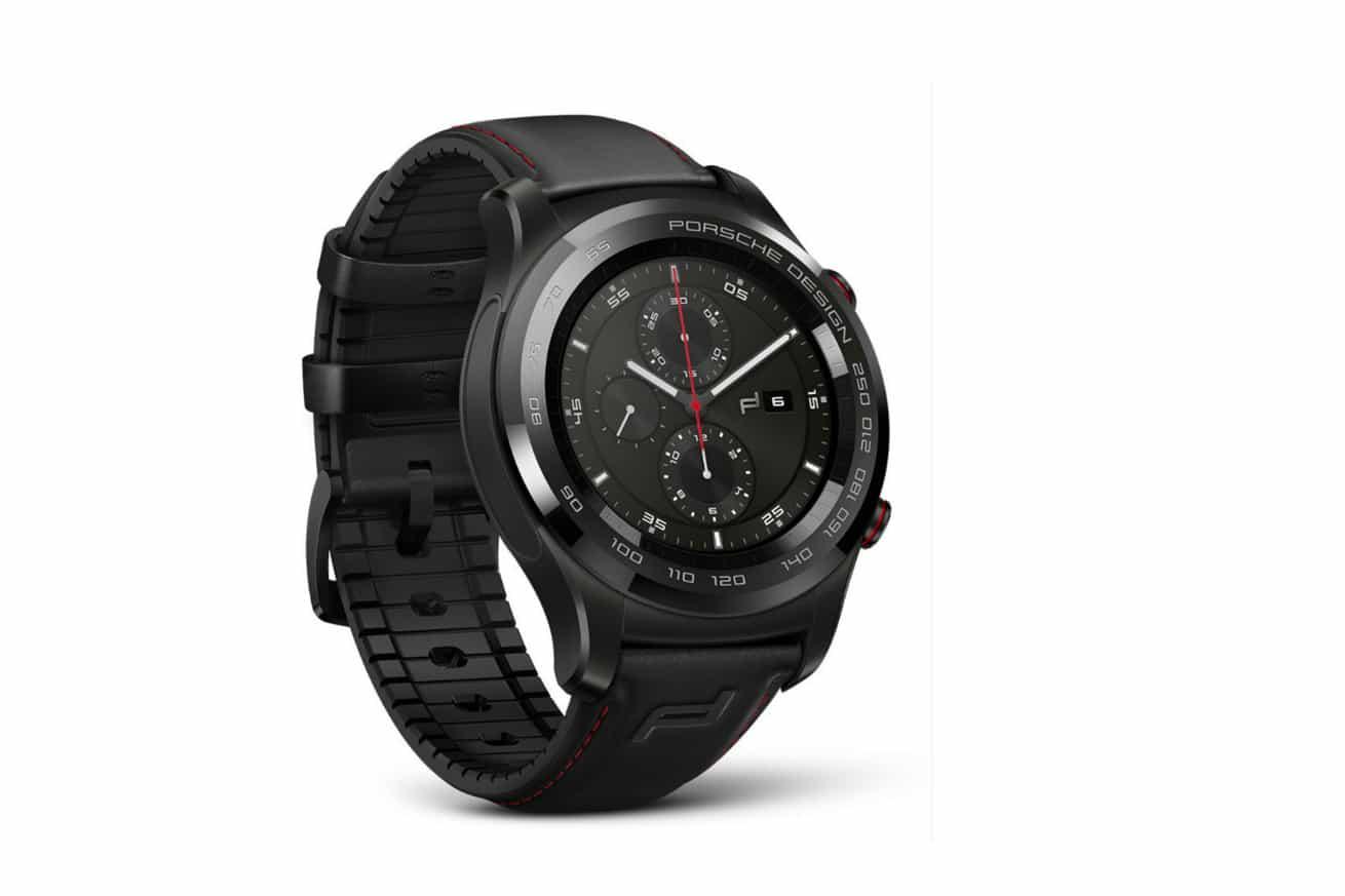 huawei watch 2 porsche design