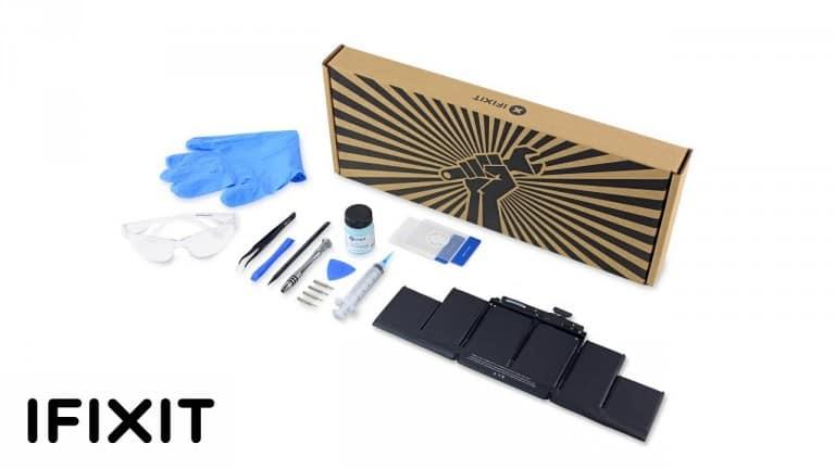 iFixit Retina MacBook Pro'lar için özel tamir seti geliştirdi