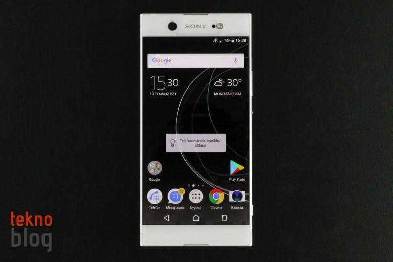 Sony Xperia XA1 Ultra İncelemesi