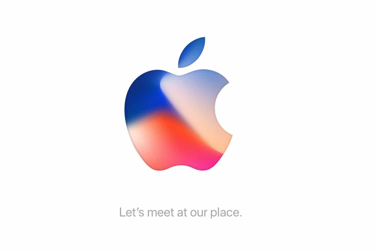 apple iphone 8 etkinlik 12 eylül