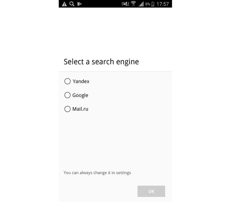 google rusya chrome