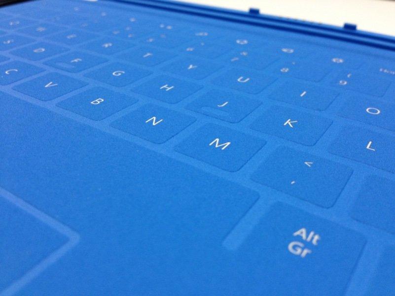 microsoft ipad klavye