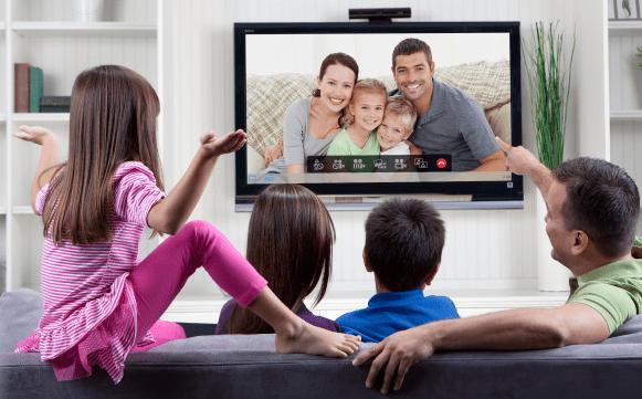 skype tv
