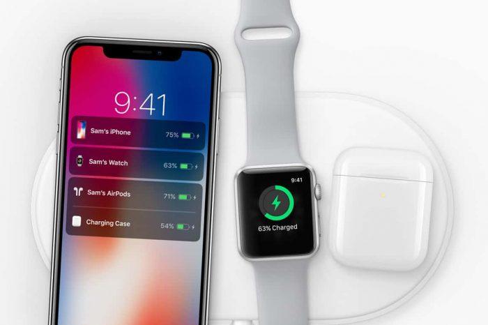 Apple kablosuz şarj matı AirPower'ı tamamen rafa kaldırdı