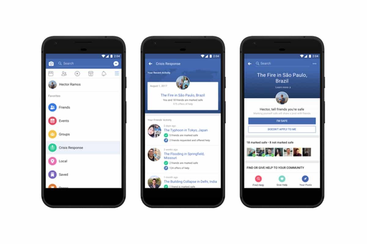 facebook kriz mudahalesi
