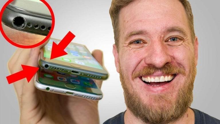Azimli mühendis iPhone 7'ye 3.5 mm. kulaklık jakı ekledi