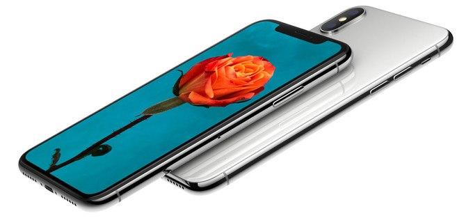 iphone x ekran