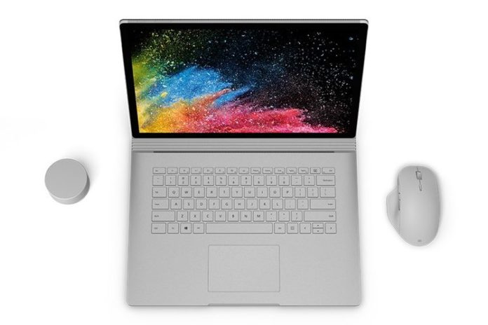 microsoft surface book 2 3