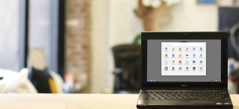 Google eski bilgisayarları Chromebook'a çeviren Neverware'a