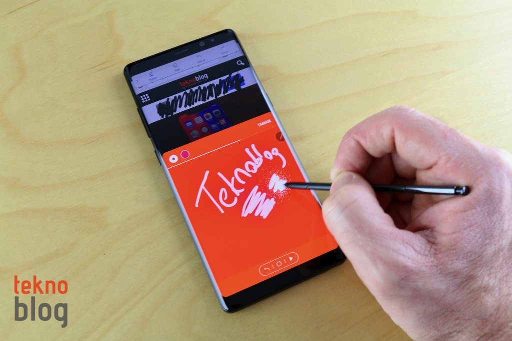 galaxy note 8 inceleme