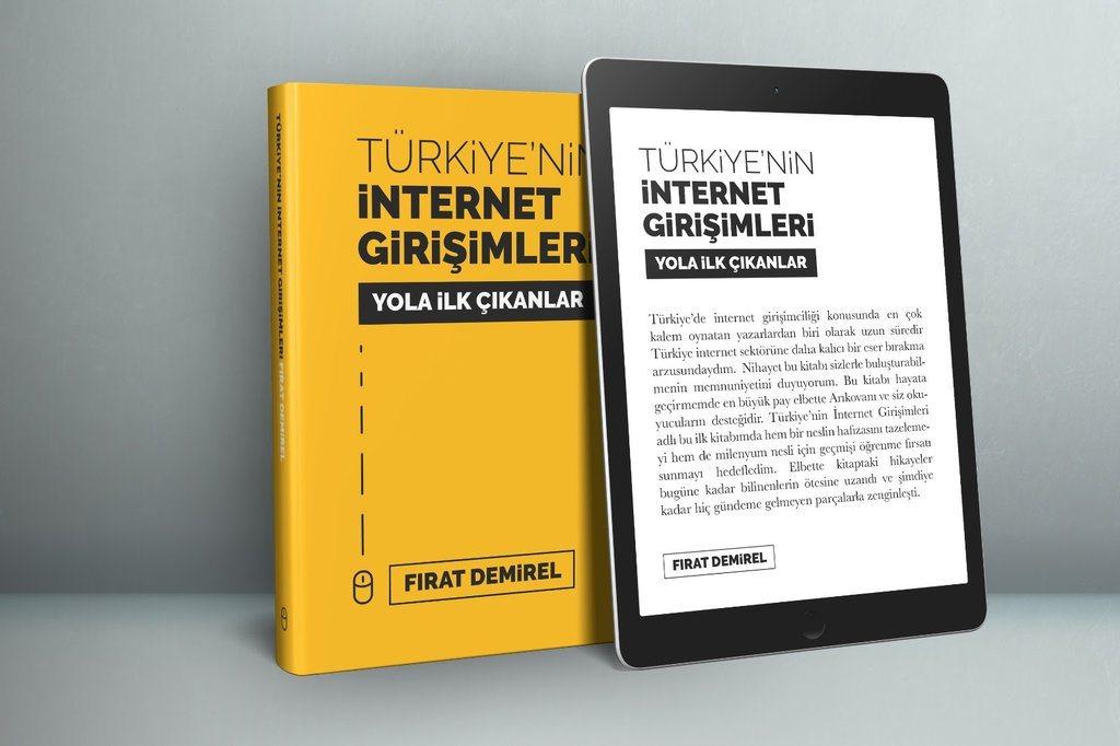 türkiye'nin internet girişimleri