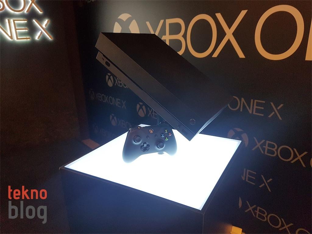 xbox one x turkiye