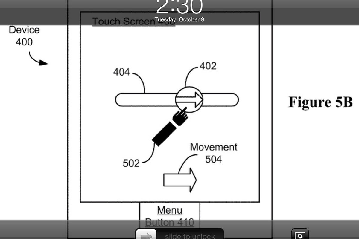 apple samsung patent