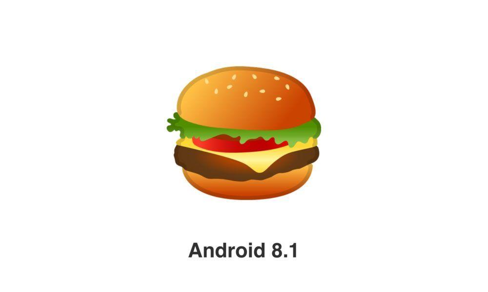 google hamburger emojisi
