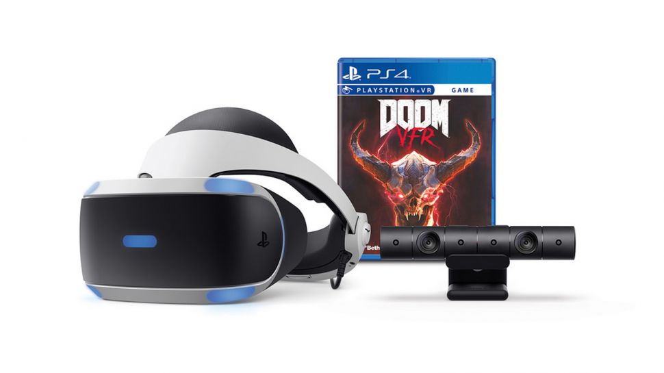 playstation vr doom vfr