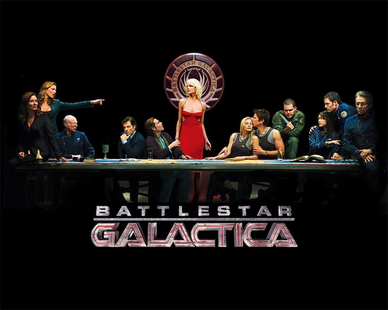 apple battlestar galactica