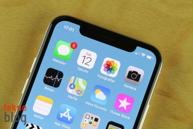 iphone x apple ekran