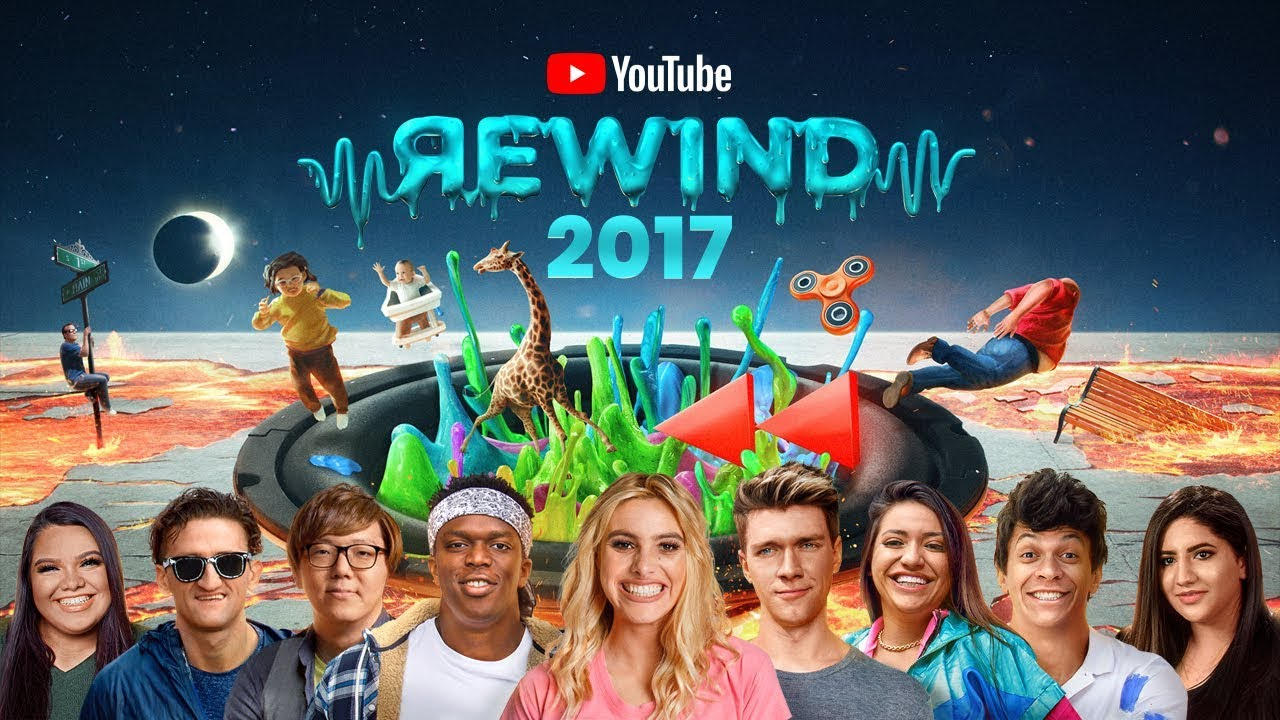 YouTube Rewind 2017 videosunda Türk YouTuber'lar da var – Video