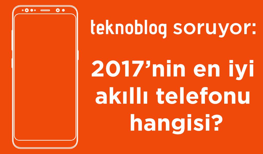 2017 en iyi akıllı telefonlar