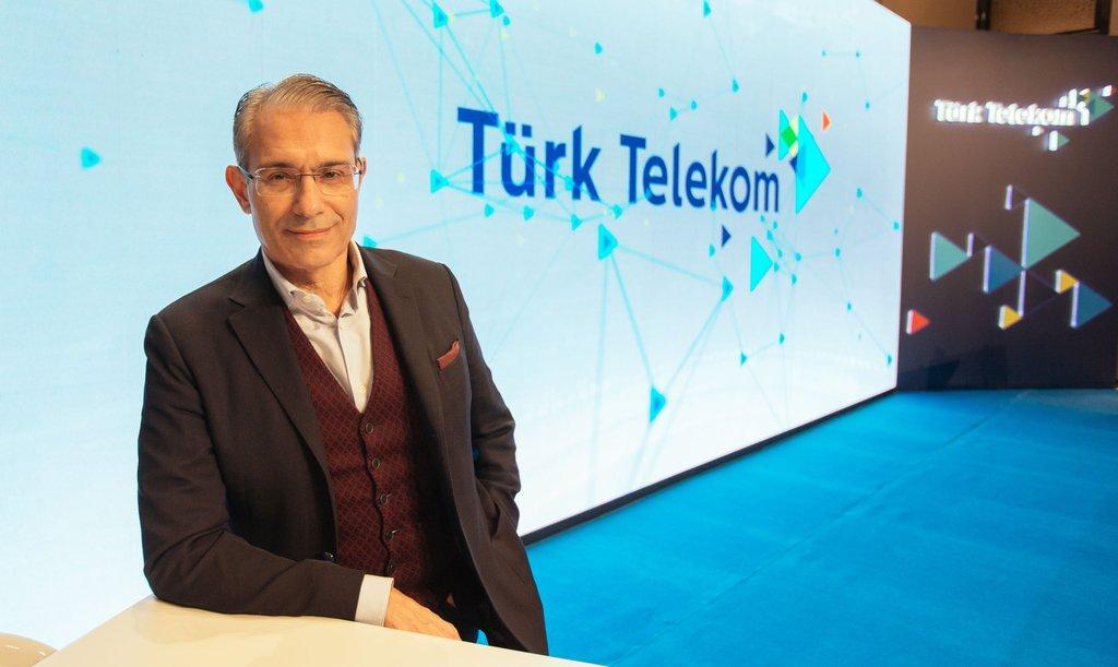 türk telekom paul doany