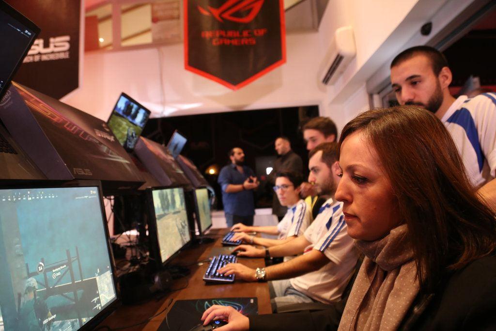 asus bahçeşehir üniversitesi espor