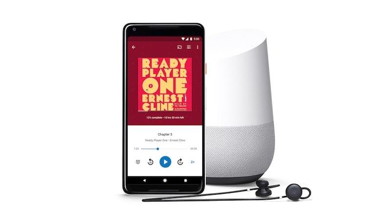 google play sesli kitap