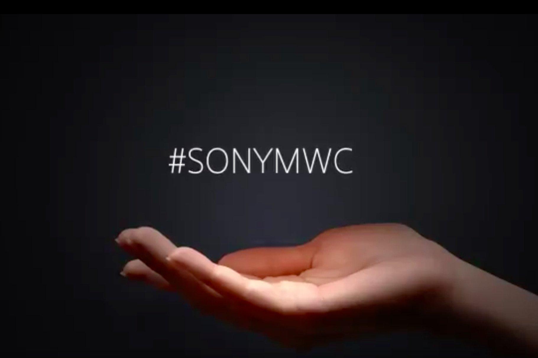 sony mwc 2018