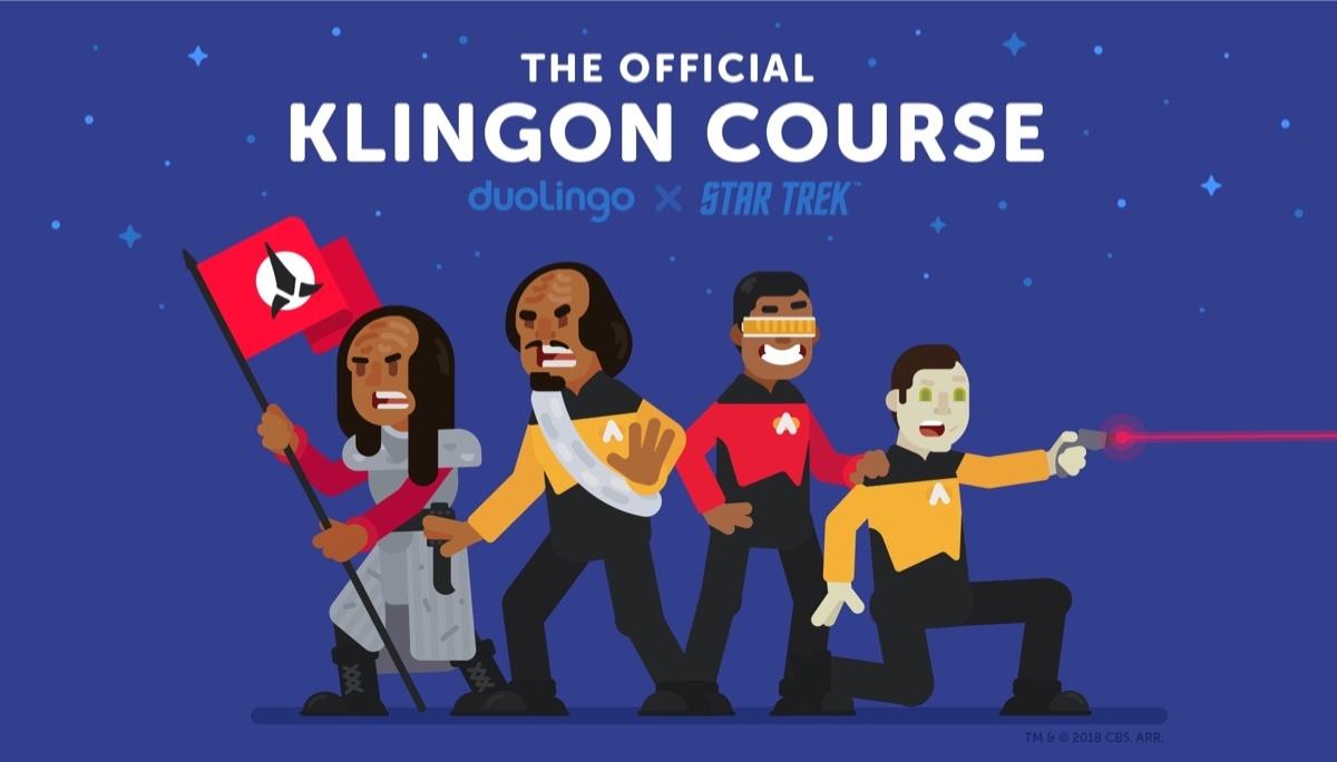 duolingo klingonca