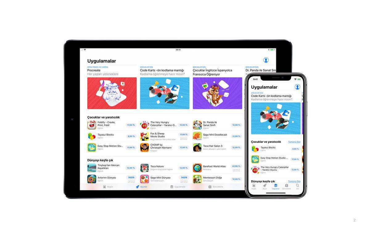 app store 23 nisan