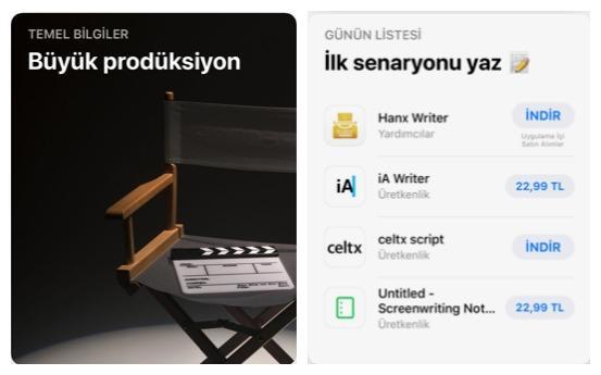 app store istanbul film festivali