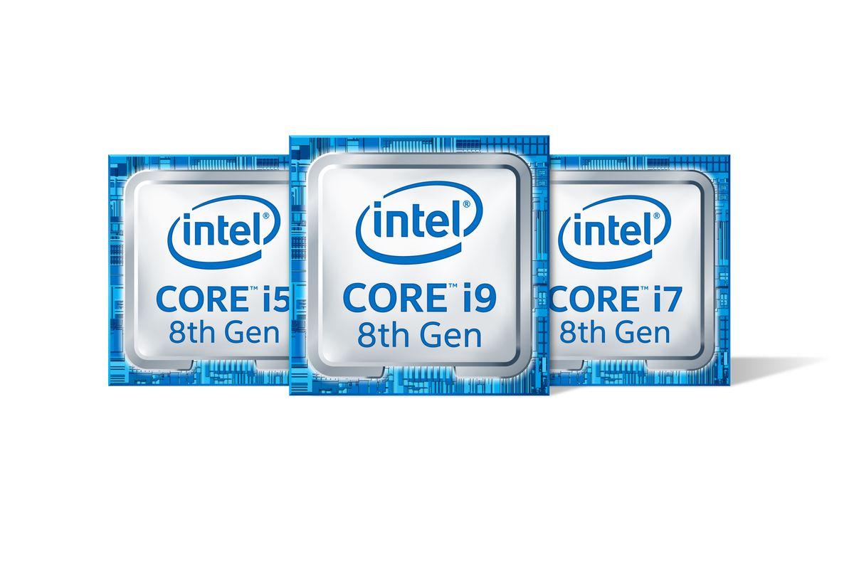 intel core i5 core i7 core i9 8. nesil